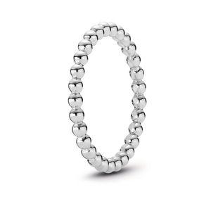 PANDORA eternal clouds stackable ring